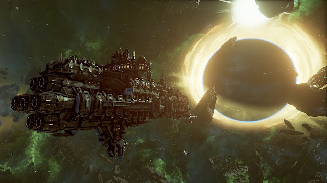 Review – Battlefleet Gothic: Armada imperial navy star