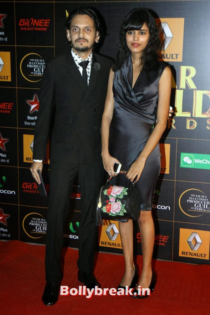 Vishwesh hatt, Star Guild Awards 2014 Pictures