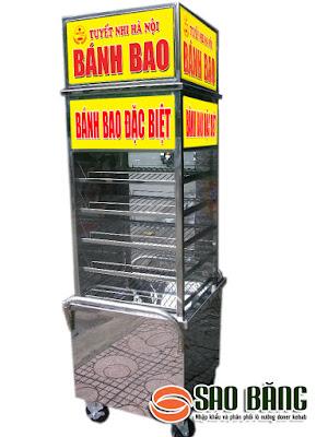 Tủ hấp bánh bao giá rẻ