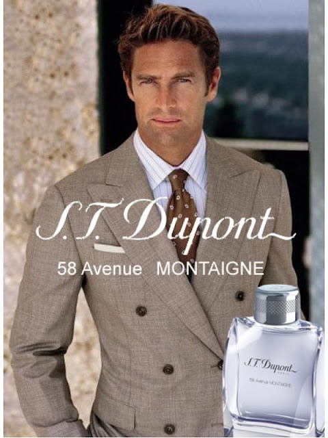 58 Avenue Montaigne pour Homme by S.T. Dupont