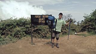 pendakian gunung salak via cimelati, rute transportasi kendaraan menuju basecamp bc gunung salak cimelati