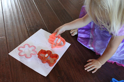 cookie cutter puzzle