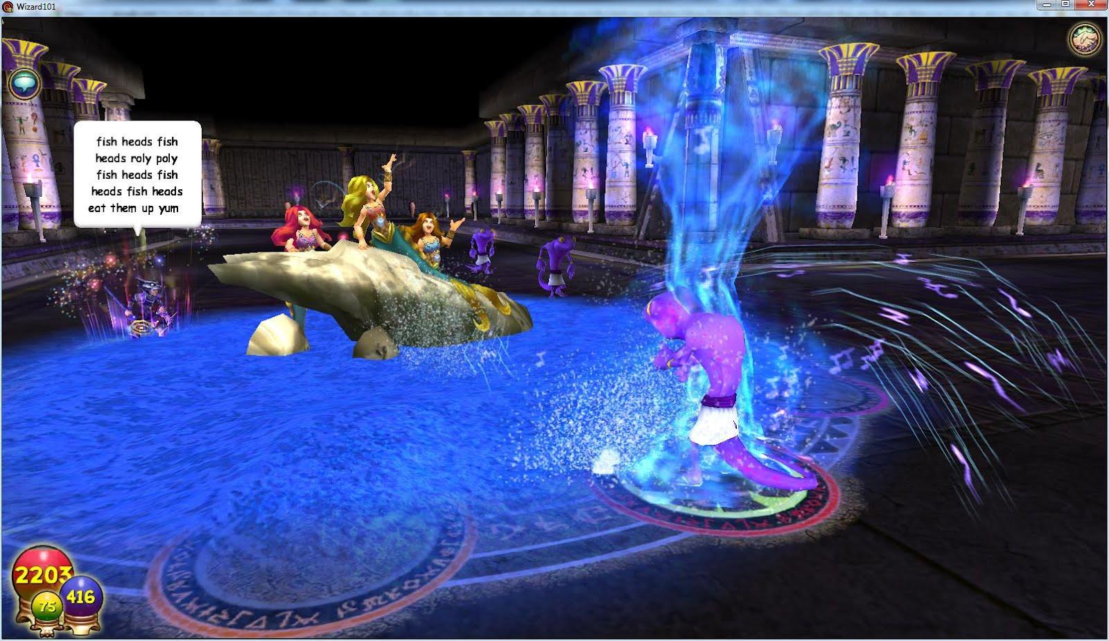 100+ Wizard101 Sirens Spell – yasminroohi
