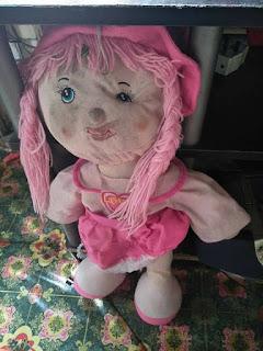 Seram anak patung hidup macam anabella