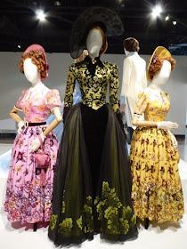Lady Tremaine Cinderella Stepsisters film costumes
