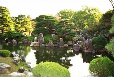 อุทยานนิโนมารุ - ปราสาทนิโจ (Nijo Castle)