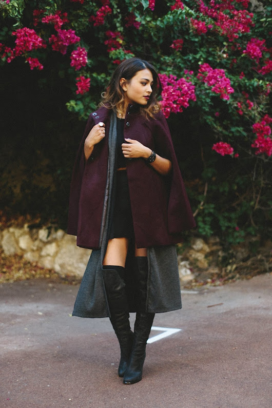 How to Style a Cape: Part I
