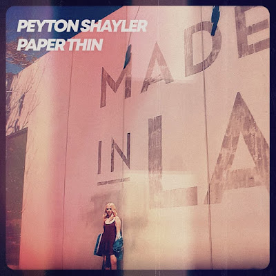 Peyton Shayler Unveils 'Paper Thin' Music Video