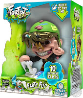Eolo Fartist Club Toys Farty Flip