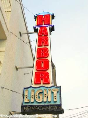 Harbor Light Family Resort in North Wildwood, New Jersey