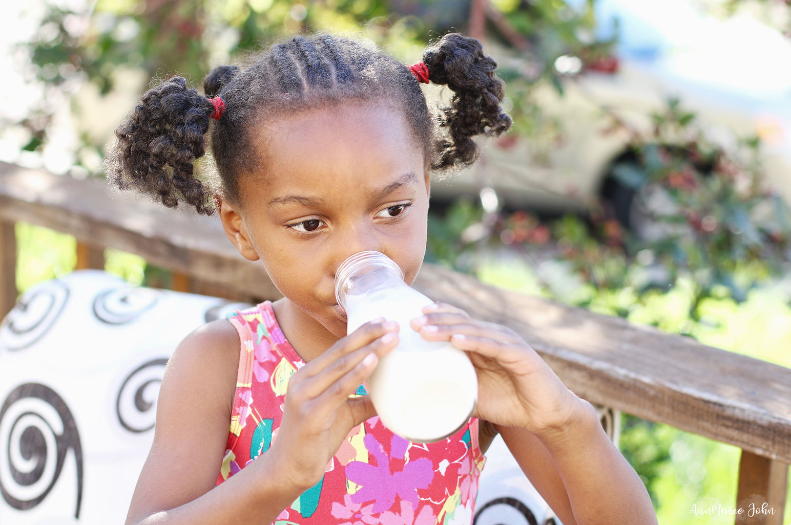 Milk for Health in Tanzania ~ #GiveHeifer