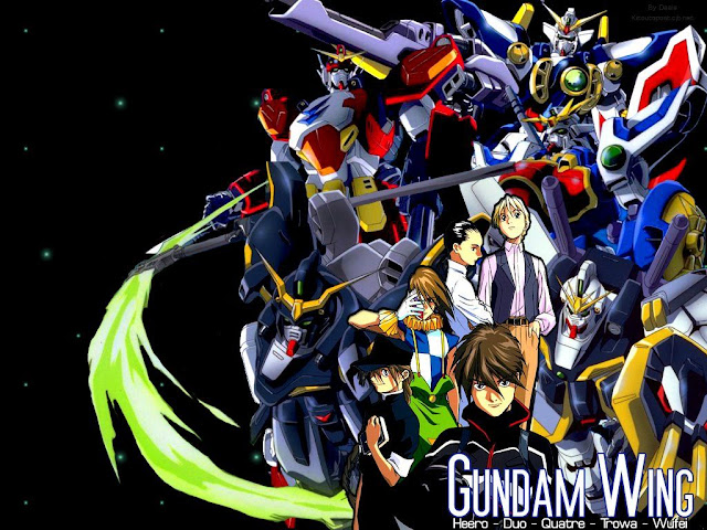 Gundam Wing Remastered Sub Indo