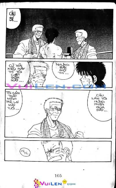 Shura No Mon  shura no mon vol 18 trang 106
