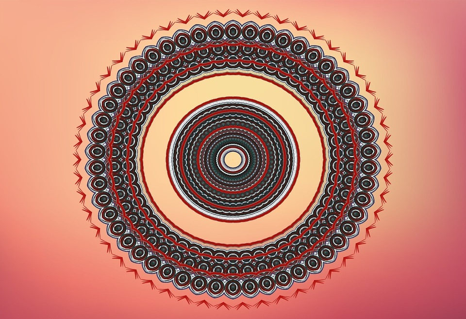 How To Draw Mandala Designs Easily Ted Glitz Diy Kids Crafts