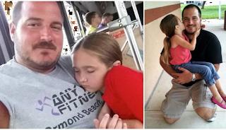 Μπαμπάς αναγκάστηκε να μεγαλώσει ολομόναχος την κόρη του. 8 χρόνια αργότερα η ιστορία του εμπνέει χιλιάδες γονείς σε όλο τον κόσμο