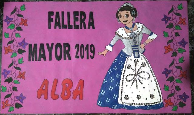 Alfombra Fallera Mayor