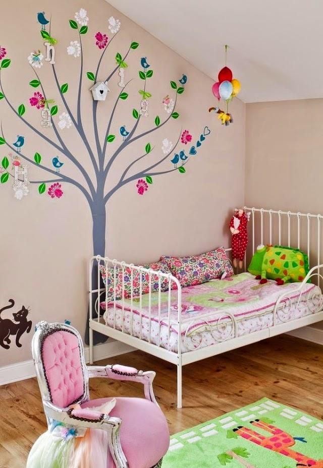 Lindos cuartos para ni a dormitorios colores y estilos - Lo ultimo en decoracion de dormitorios ...