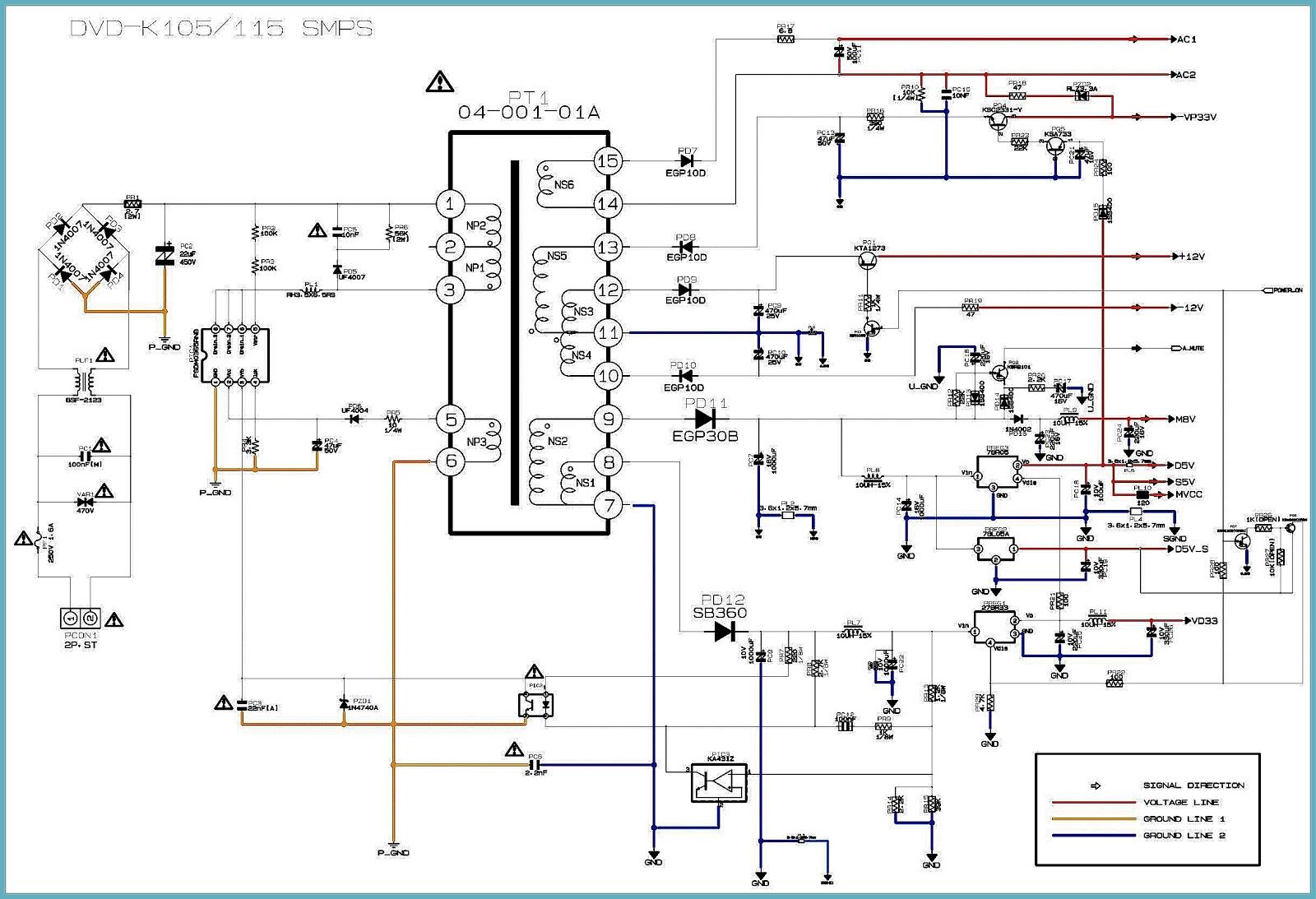 dvd wiring diagram wiring diagram page dvd player wiring block dvd circuit diagrams [ 1600 x 1093 Pixel ]