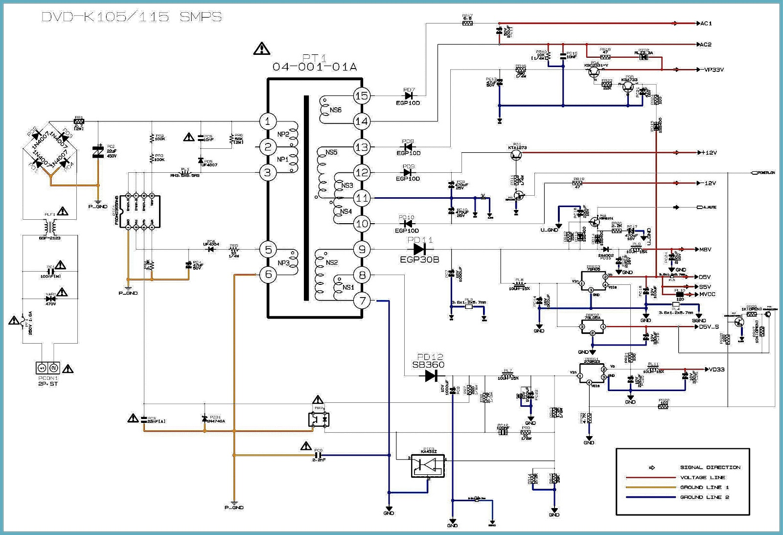atx 450w smps circuit diagram chinese atv wiring 250cc  readingrat