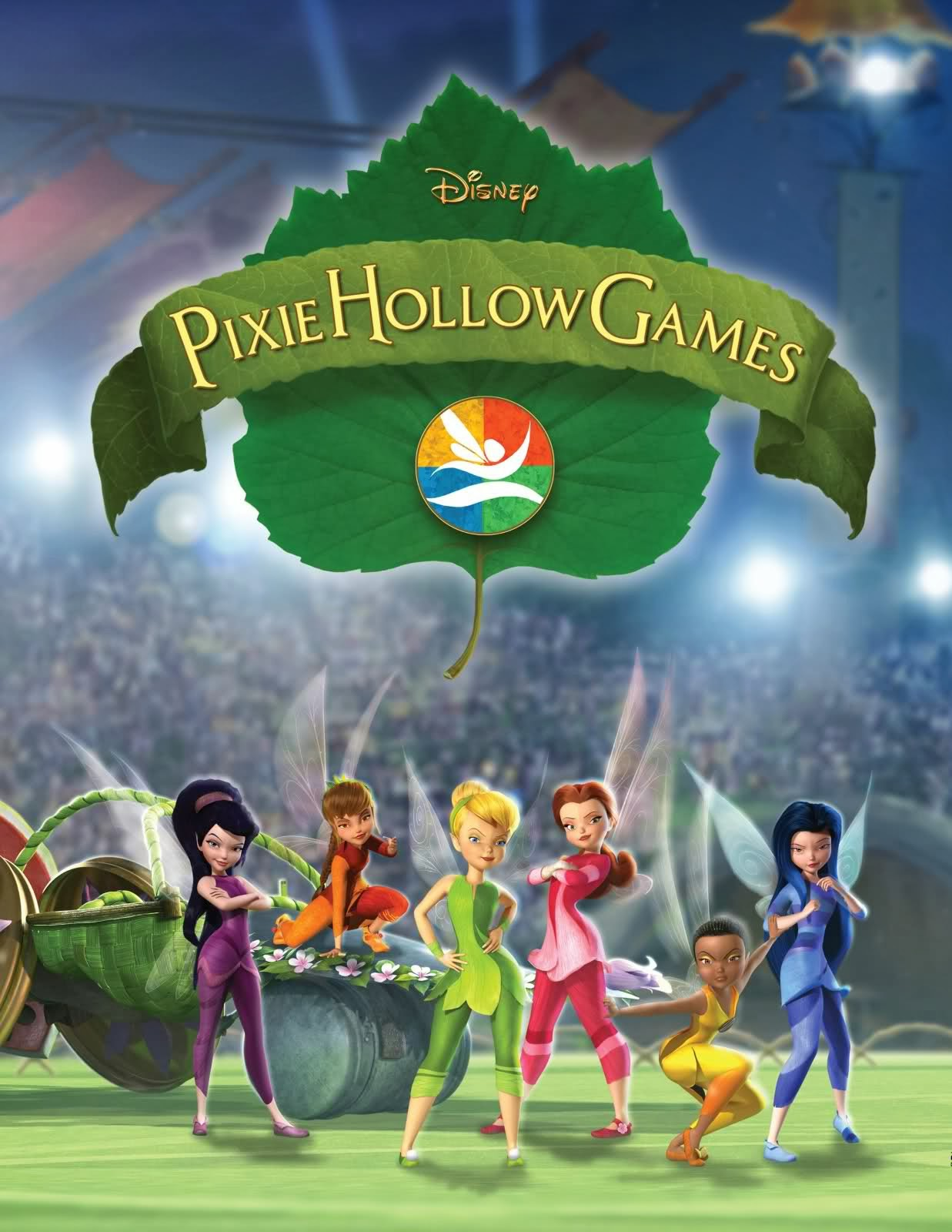 pixie hollow games movie yify