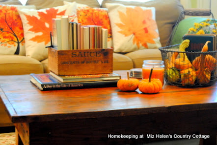 Fall Decor Inside & Out