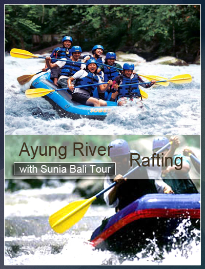 Ayung River Rafting | Bali Rafting Tour