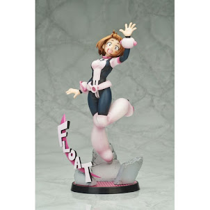 MY HERO ACADEMIA 1/8 SCALE PRE-PAINTED FIGURE: OCHACO URARAKA HERO SUIT VER.