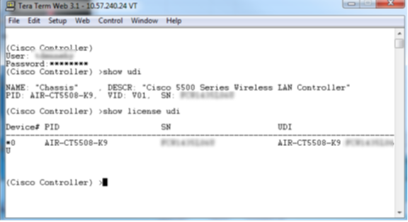 WLAN Ramblings: How to add AP licenses to a Cisco 5508 WLAN