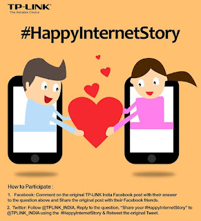 Happy Internet story Contest