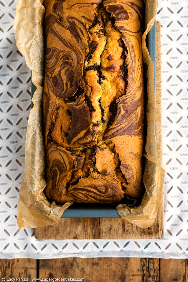 How To Make Chocolate Orange Marble Cake