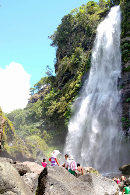 waterfall sagada