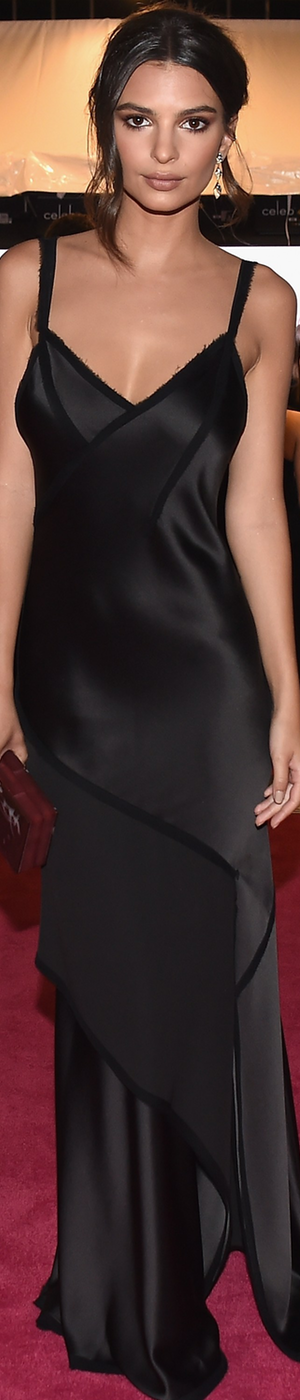 Emily Ratajkowski at 2016 CFDA Awards