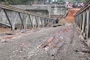 Poros Pamatata - Benteng Selayar Lumpuh, Jembatan Sungai Tamanroja Juga Ambruk