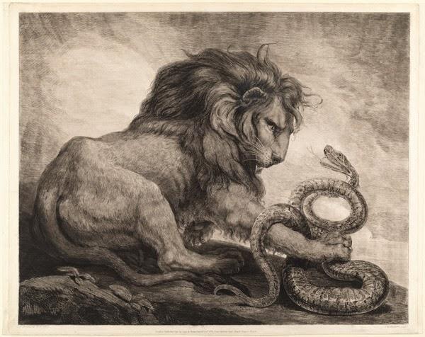 Сне змея обозначает лев обезьяна что и во