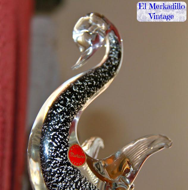 Pisapapeles Cristal de Murano