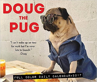 Doug The Pug 2017 Box Calendar PDF