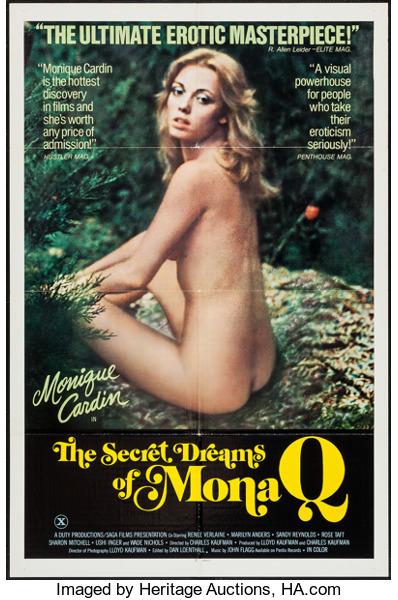 The Secret Dreams of Mona Q 1977 Watch Online