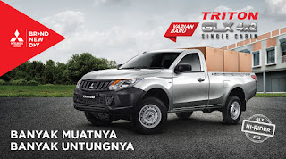 Mitsubishi All New Strada Triton Single Cabin GLX 4x2 - Dealer Mitsubishi Srikandi.jpg