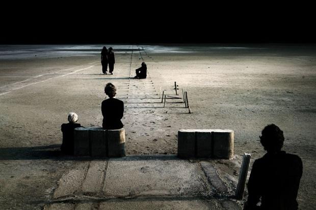 Corinne Mercadier foto arte, imagenes de soledad surrealista, chidas