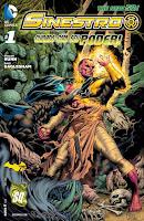 Os Novos 52! Sinestro #1