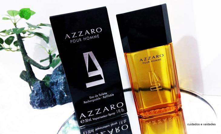 Azzaro Pour Homme resenha