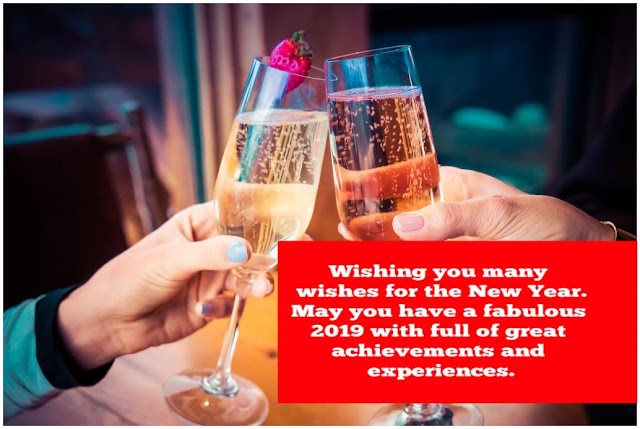 Best happy new year 2019 wishes images for Friends and Family