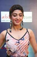 Actress Pranitha Subhash Pos in Short Dress at SIIMA Short Film Awards 2017 .COM 0085.JPG