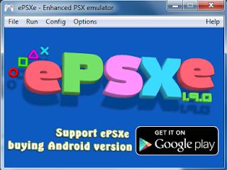Emulador Epsxe 1 9 0 + Bios + Plugins(Completo) | JogosParaPS1