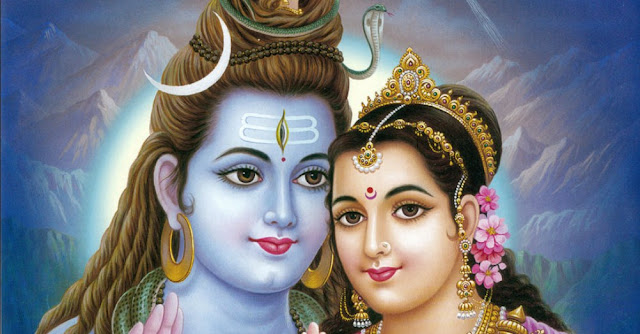 Best Lord Shiva & Parvati  Wallpaper For MacBook