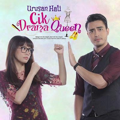 Lirik Lagu Urusan Hati Nyanyian Sarah Fazny OST Urusan Hati Cik Drama Queen