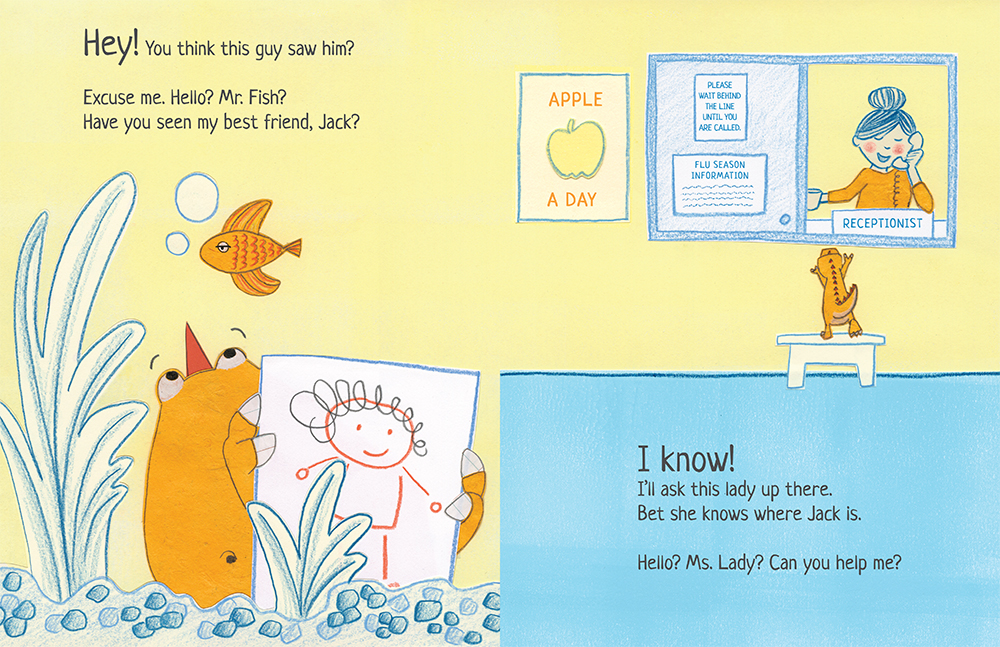 Literary Hoots: How To Find Inspiration To Write Your Picture Book