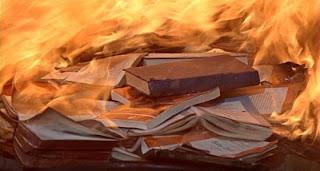 fragmentos del libro Fahrenheit 451- Blog libros palabras en cadena