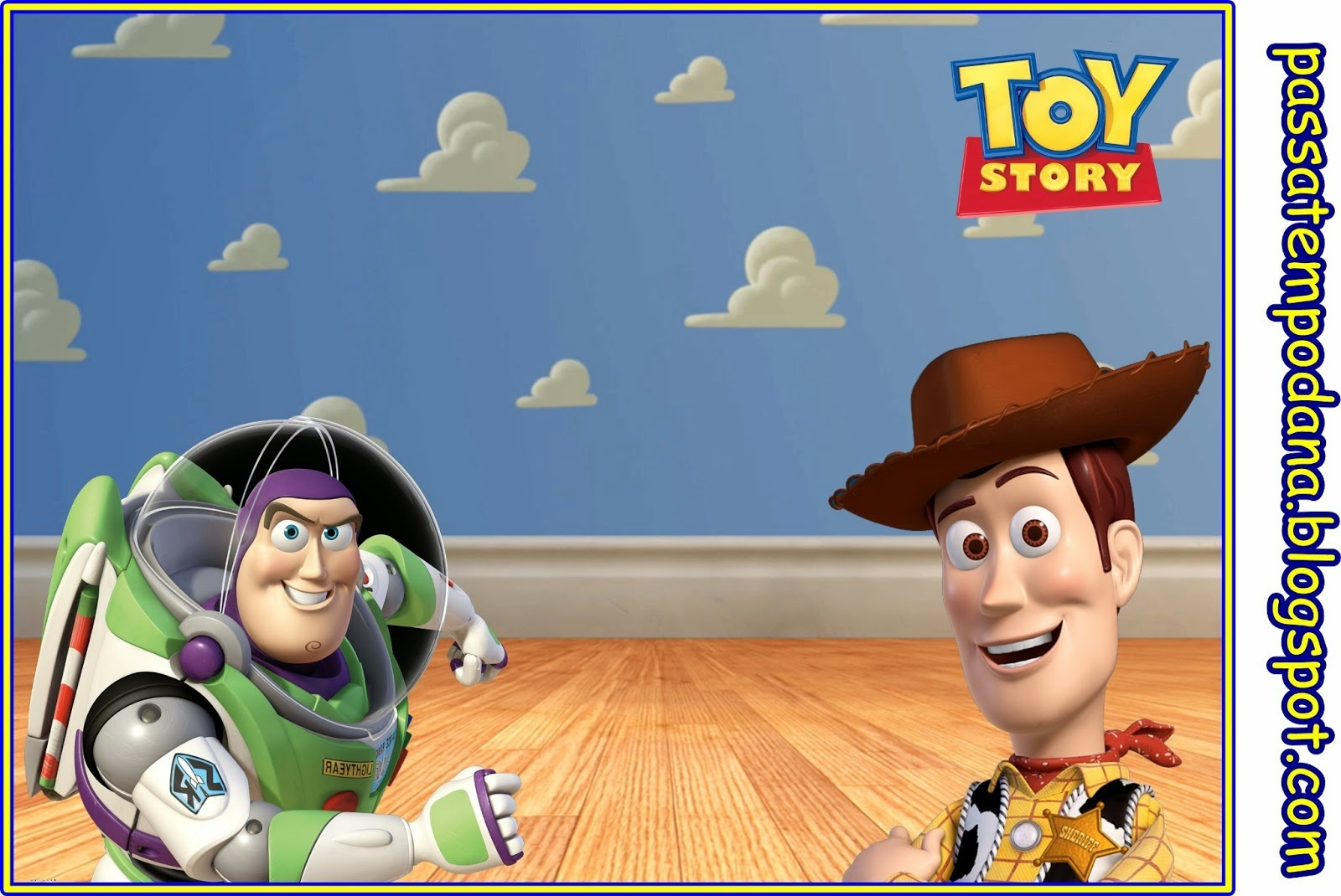 Toy Story Etiquetas Para Candy Bar Para Imprimir Gratis