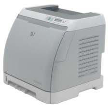 How to install HP Color Laserjet 2600n Printer